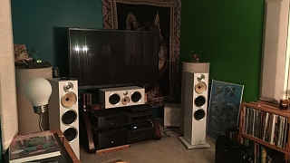 My Totally Defunct First Home Theatre