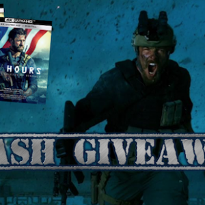 13 hours 4k bluray giveaway