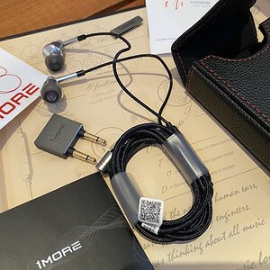 1More Triple Driver In-Ear Headphone Review