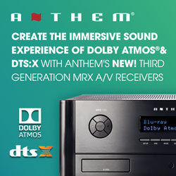 Anthem MRX and avnirvana.com