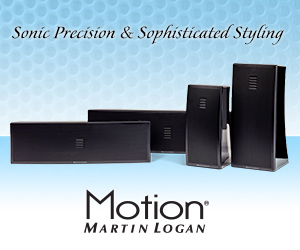 MartinLogan Motion Series and avnirvana.com