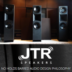 JTR Speakers and avnirvana.com