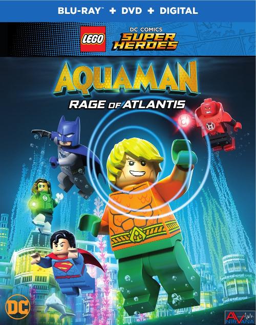 DCSH Aquaman 3D BD | AV NIRVANA