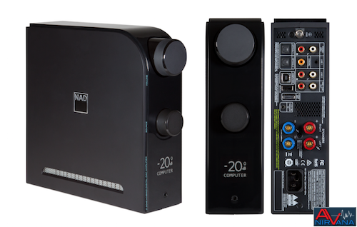 NAD Reveals Three New Models at Rocky Mountain Audio Fest